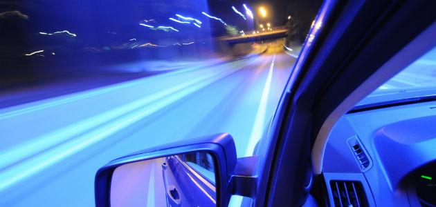 Choroba lokomocyjna: nie dopada kierowców, bo ci wiedzą, co zrobi auto.