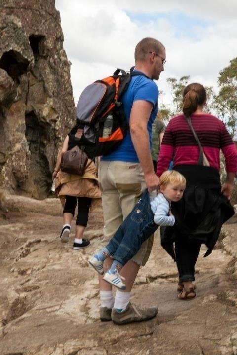 Ojciec-podróżnik