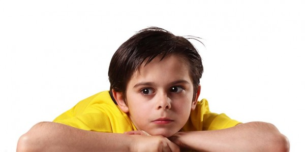 Podkrążone oczy dziecka to sygnał alarmowy